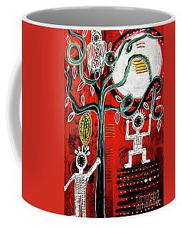 Golden Fruit Coffee Mug