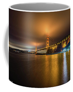 Golden Gate Bridge Coffee Mug