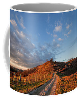 Golden Hill Coffee Mug