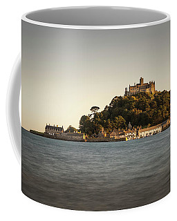 Golden Hour At St Michael's Mount Coffee Mug