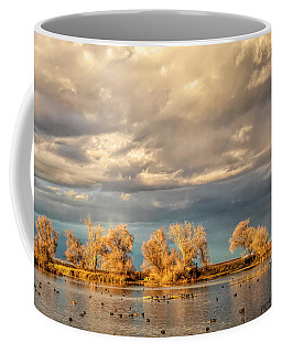 Golden Hour In The Refuge Coffee Mug