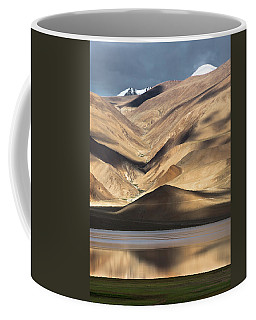 Golden Light Tso Moriri, Karzok, 2006 Coffee Mug