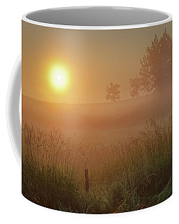 Golden Morning Coffee Mug