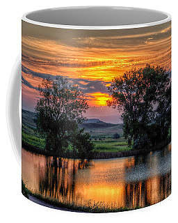Golden Pond Coffee Mug