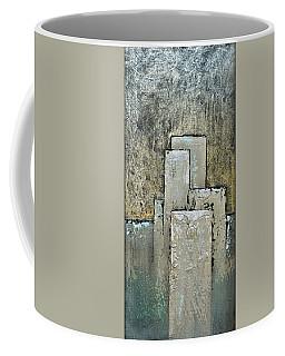 Golden Skyline IIi Coffee Mug