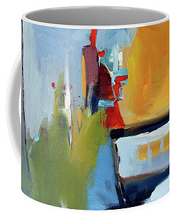 Golden Way Coffee Mug