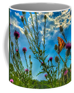 Golden Wings Coffee Mug