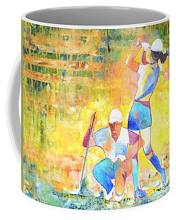Golf Maniac Coffee Mug