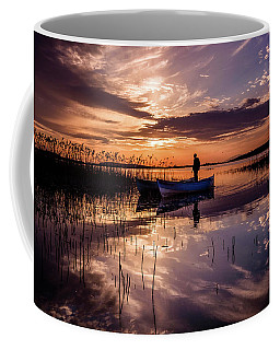 Golyazi Lake Coffee Mug