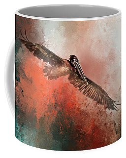 Gone Fishing Coffee Mug