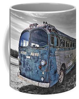 Good News Still Travels Coffee Mug