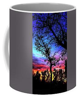 Good Night Leaves In Fall Coffee Mug