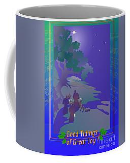 Good Tidings Coffee Mug