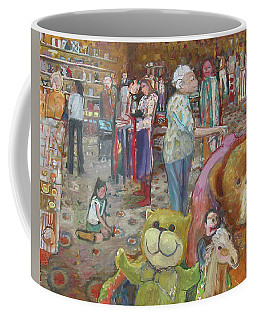 Good Will Coffee Mug