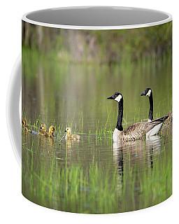 Goose Family #5 Coffee Mug