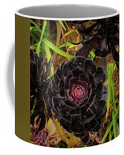 Goth Succulent Coffee Mug