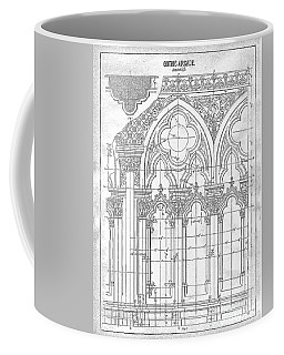 Gothic Arches Coffee Mug