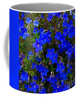 Grace In Blue Coffee Mug