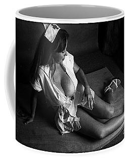 Grace Sprains Her Ankle Coffee Mug