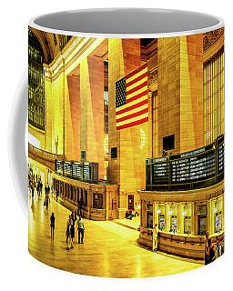 Grand Central Station Coffee Mug