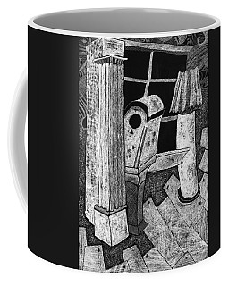 Grandfather Clock Coffee Mug