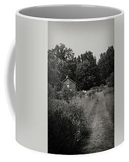 Coffee Mug featuring the photograph Grandpa's Barn by Michelle Wermuth