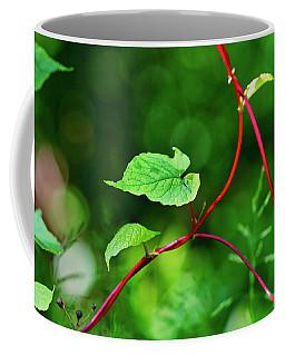 Coffee Mug featuring the photograph Grape Vine by Meta Gatschenberger
