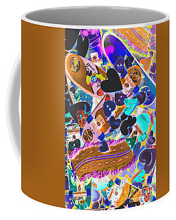 Graphic Decksign Coffee Mug