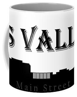 Grass Valley Skyline Coffee Mug
