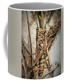 Grasshopper Coffee Mug