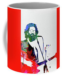 Grateful Dead Watercolor Coffee Mug