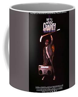 Coffee Mug featuring the digital art Gravity by Nelson Dedos Garcia