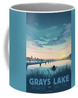 Grays Lake Coffee Mug
