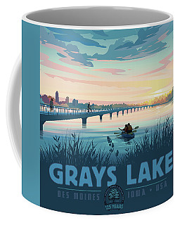 Grays Lake Coffee Mug