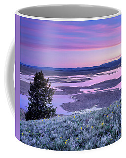 Grays Lake Sunrise Coffee Mug
