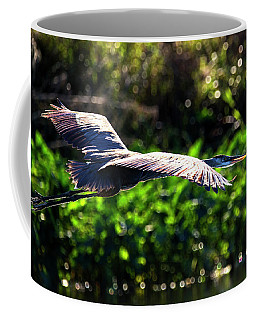 Great Blue Escape  Coffee Mug