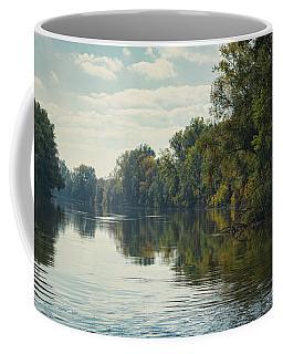 Great Morava River Coffee Mug
