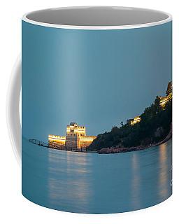 Great Wall At Night Coffee Mug