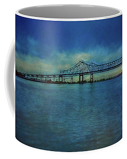 Greater New Orleans Bridge Coffee Mug