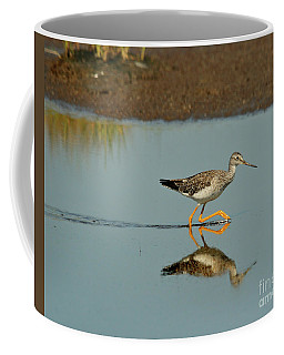 Greater Yellowlegs  Coffee Mug