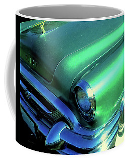Green 1955 Buick Special Coffee Mug