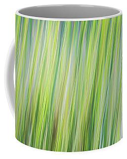 Green Grasses Coffee Mug