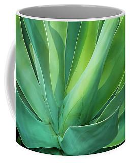 Green Minimalism Coffee Mug