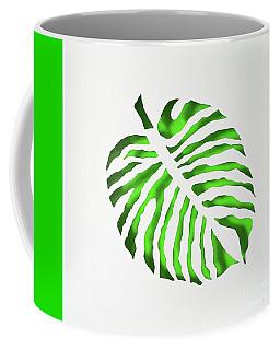 Green Monstra Coffee Mug