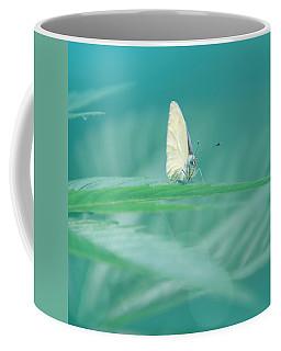 Coffee Mug featuring the photograph Green Morning by Jaroslav Buna