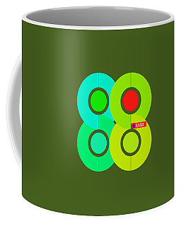 Green Style Coffee Mug