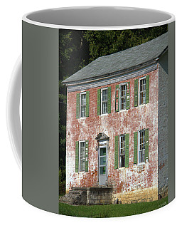 Green Town Coffee Mug