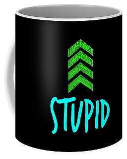Greenish And Bluish Creative Tee Design That Makes A Nice Gift For Everyone  Coffee Mug