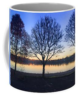 Greenlake Dawn Coffee Mug