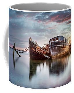 Greenpoint Sunrise Revisited Coffee Mug